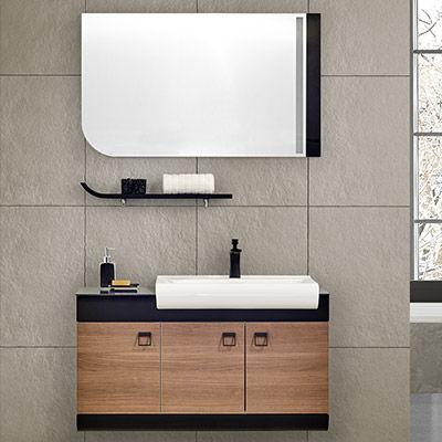 stella 100 cm banyo dolabı